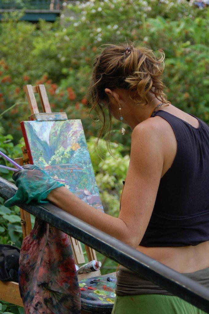 painter easel